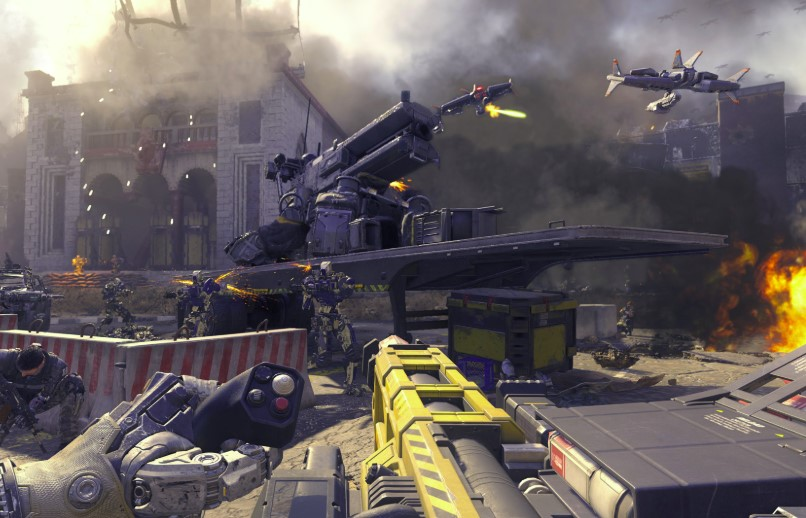 Call Of Duty: Black Ops 3""
