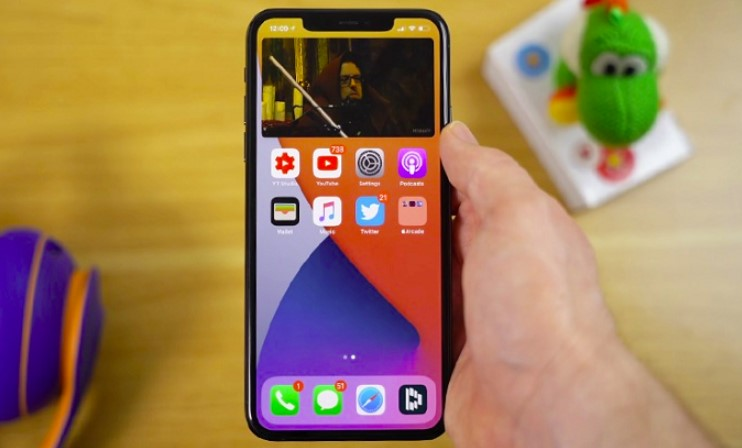 Tính năng Picture-in-picture (PIP) iOS 14