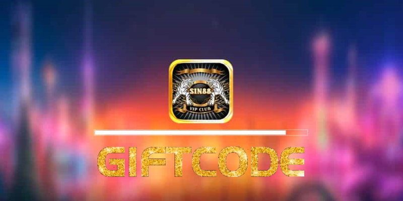 Giftcode tháng 5 từ Sin88